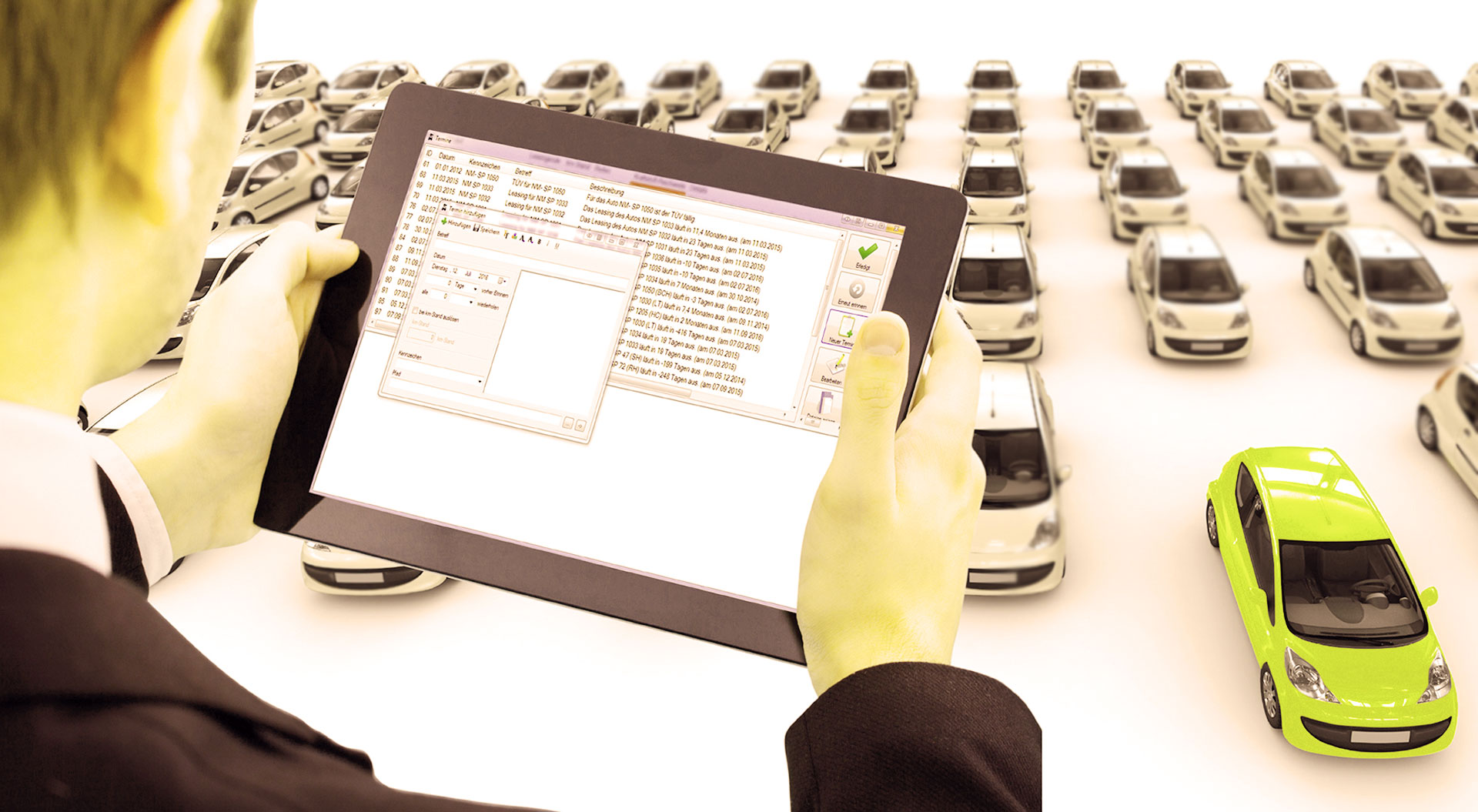 Fleet Management System Software Solutions With Features & Benefits