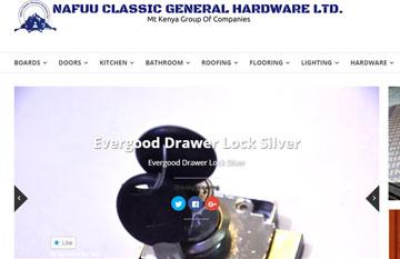 Nafuu Classic Hardware