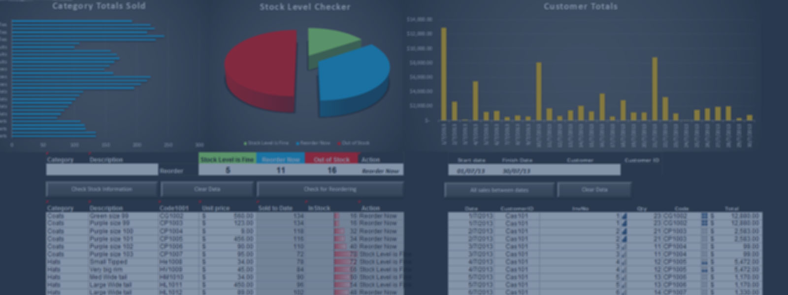 POS & Stock Management Software