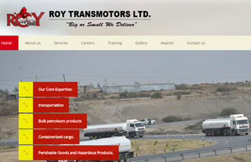 Roy Transmotors Limited