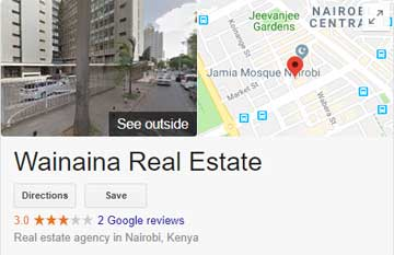 Wainaina Real Estates Limited