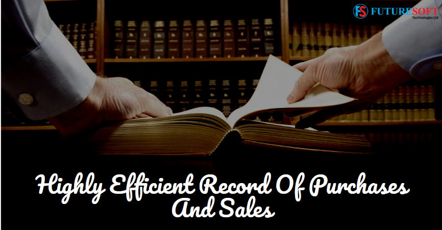 Highly Efficient Record